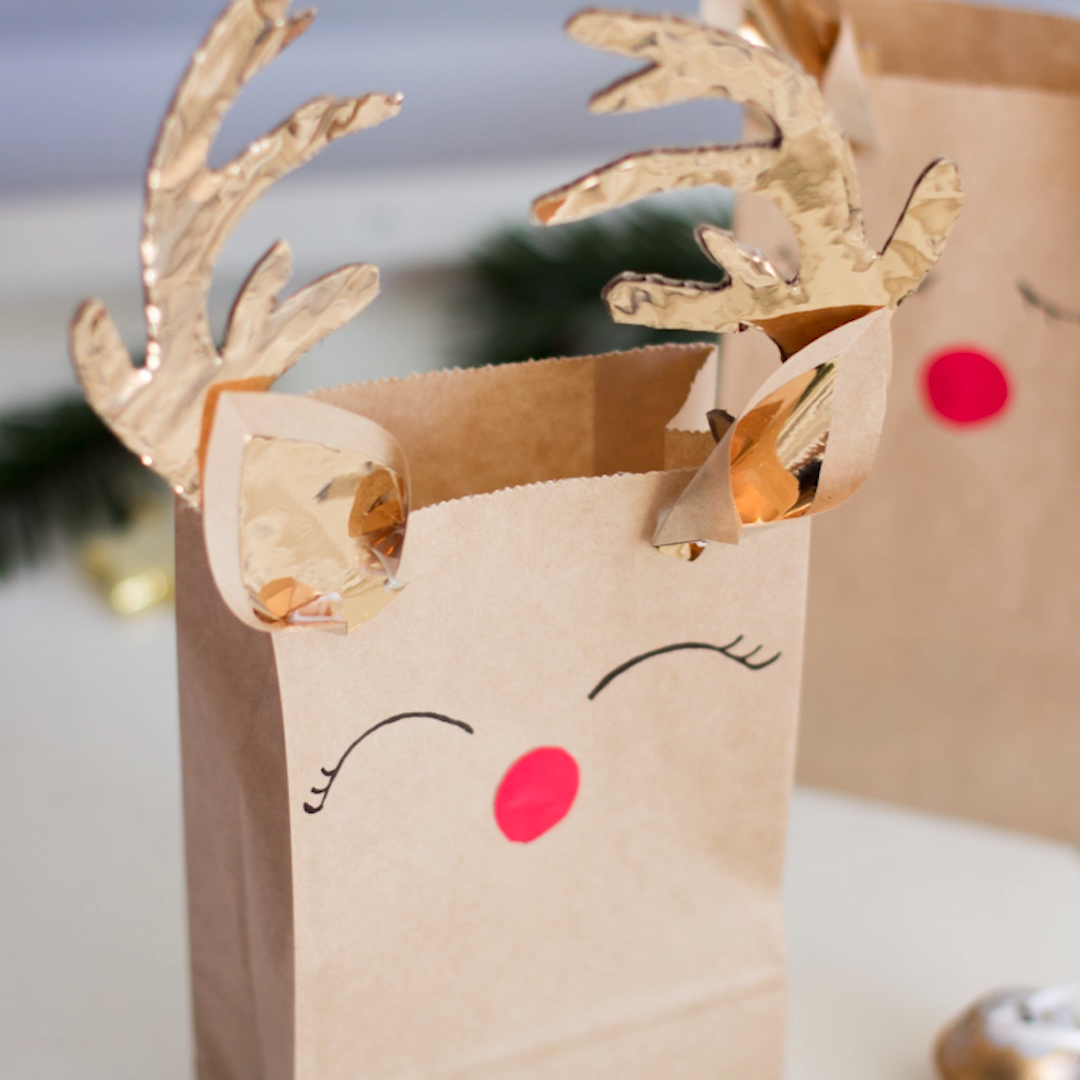 Rudolph-Geschenktüten