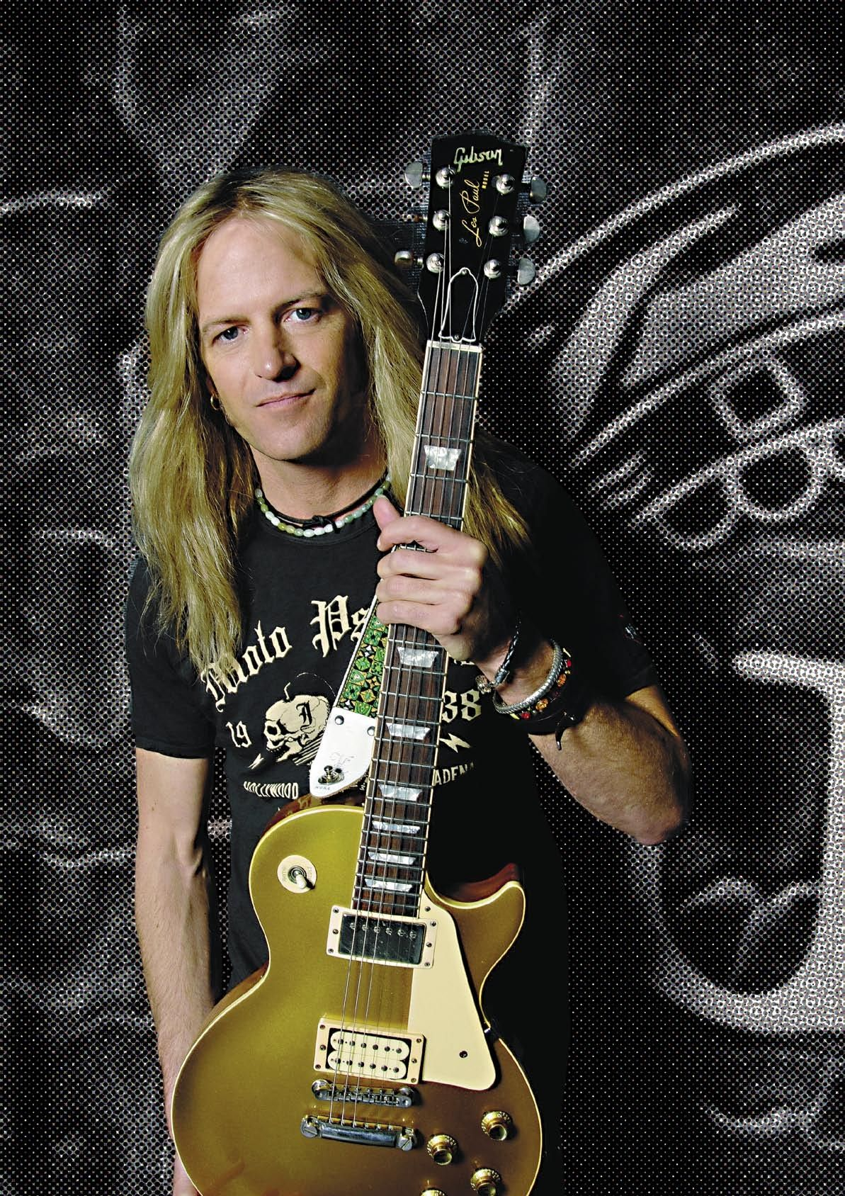 Doug Aldrich (Formerly of Dio, currently Whitesnake's lead guitarist)