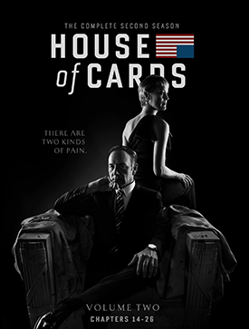 House Of Cards Season 2 Wikipedia House Of Cards Seasons House Of Cards Netflix House Of Cards Poster