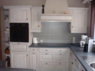 Renovatie Van Keukens : Renovatie van eiken keukens: eiken keuken renovatie west vlaanderen