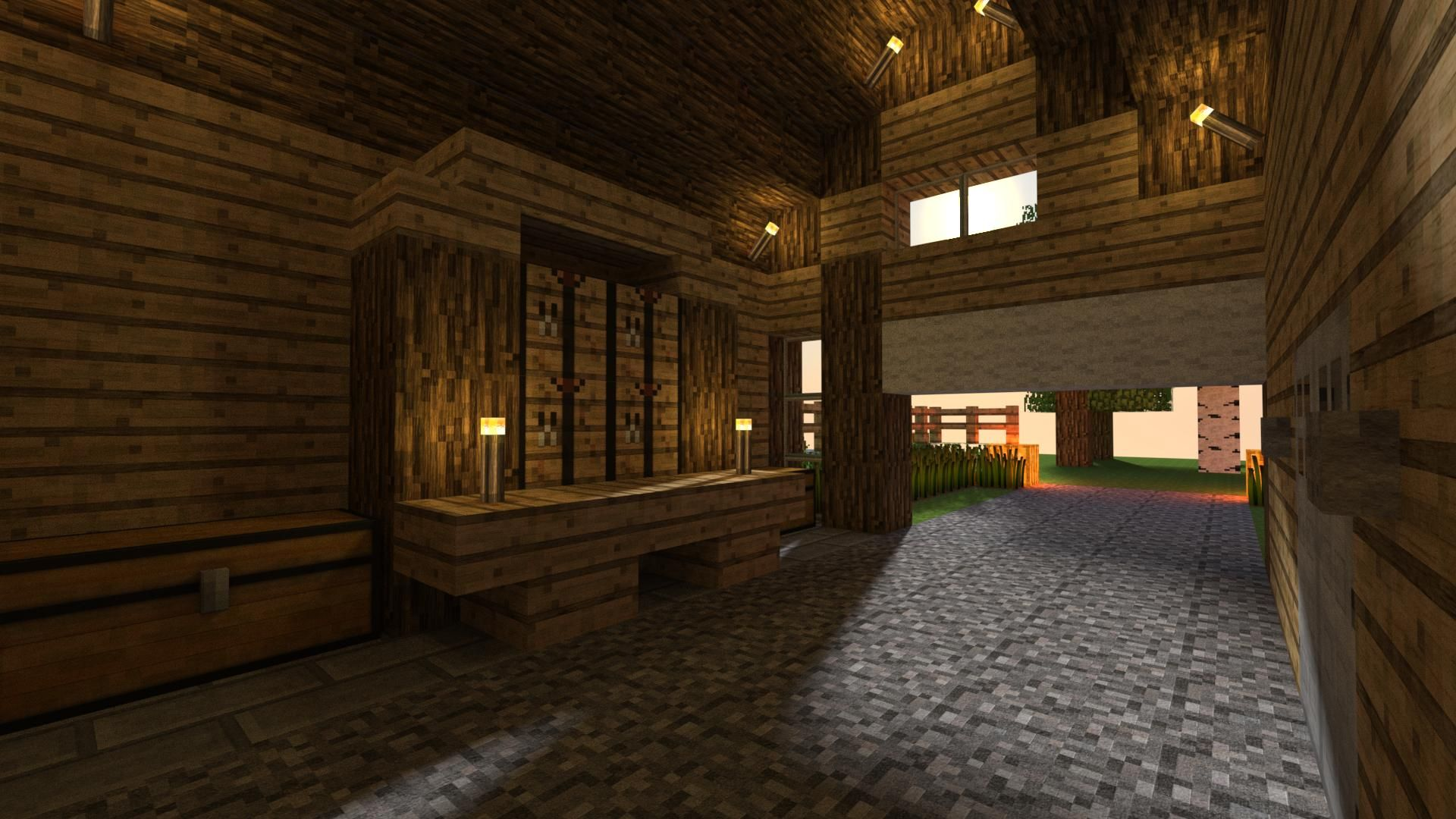 The Best Minecraft Skins Garage Design Minecraft House Designs