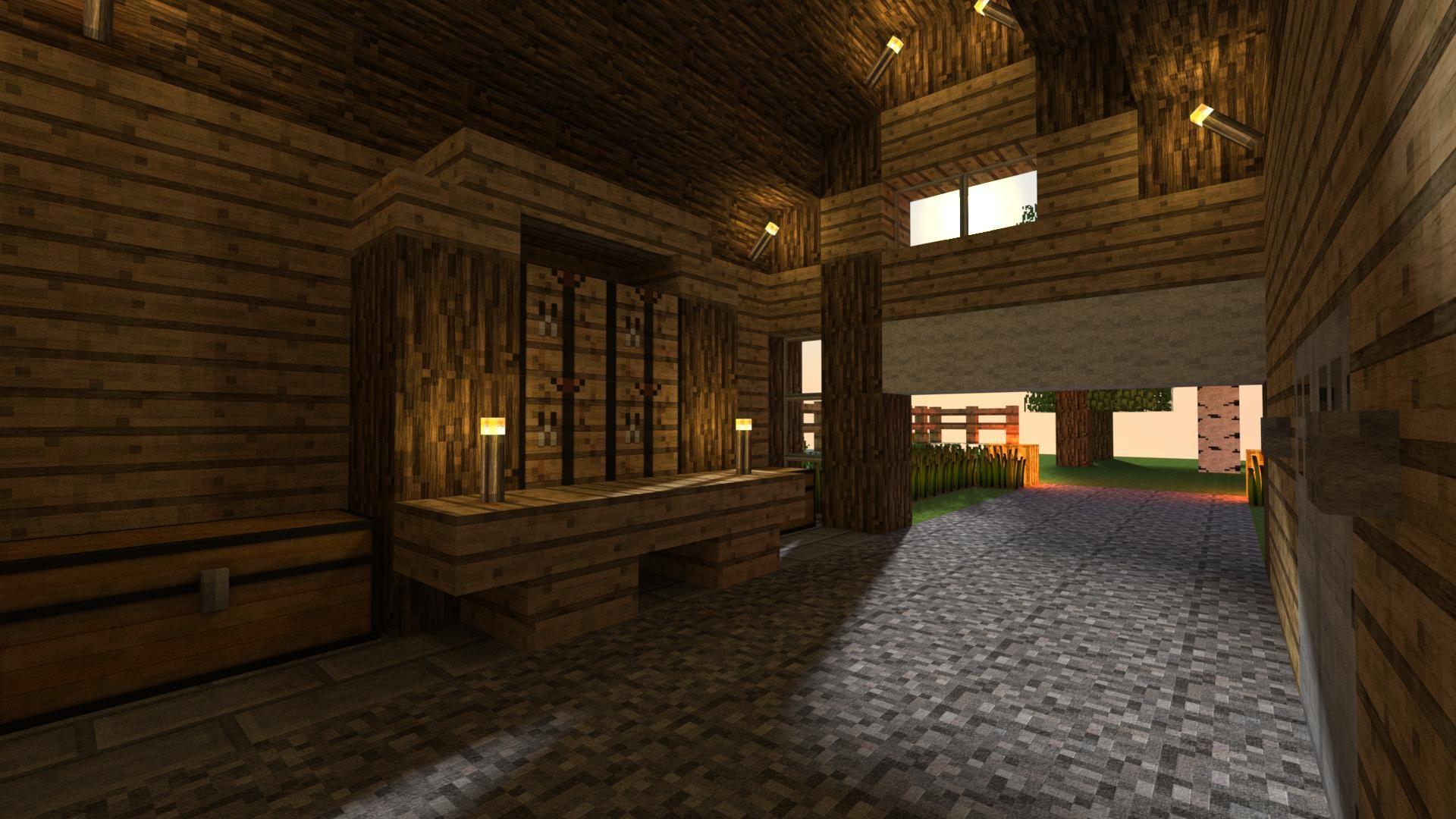 minecraft interior decorating ideas minecraft garage design