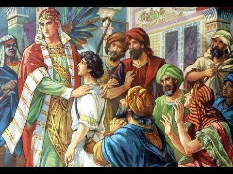 Ветхий завет Бытие Глава 46 Майский Жук | Библейские ...