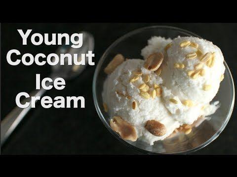 Thai Kitchen Coconut Cream coconut ice cream   hot thai kitchen recipe: http://hot-thai