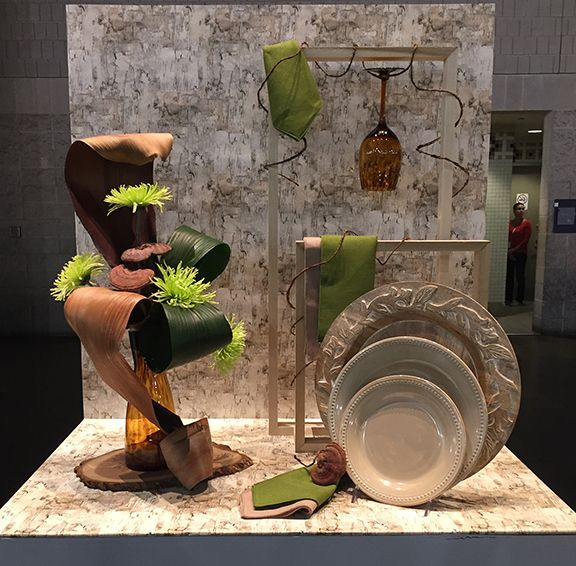 Exhibition Table Class- Philadelphia Flower Show