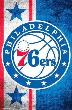Philadelphia 76ers  Team Logos  Philadelphia sports Nba