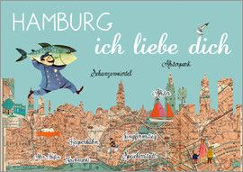 GreenNest - Hamburg ich liebe dich