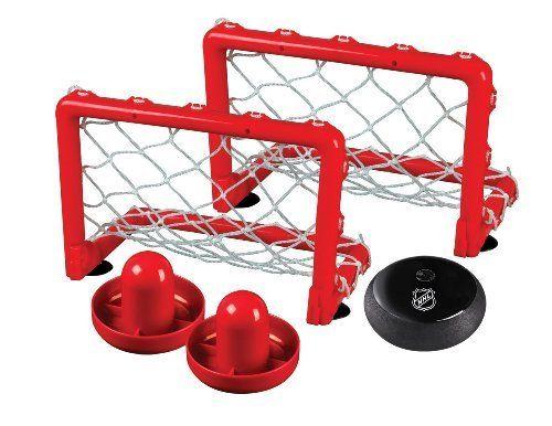 Nhl Anti Gravity Puck Set By Halex 16 59 Hockey Equipment Fun Drinking Games Puck