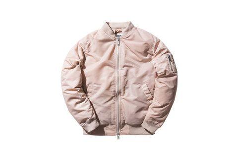 457fc701a Kith Classics Astor MA-1 Down Jacket - Apricot | Kith NYC | Yearning ...