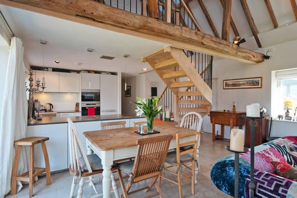 English Barn Conversion Barn Conversion Interiors Barn Conversion Kitchen Barn Kitchen