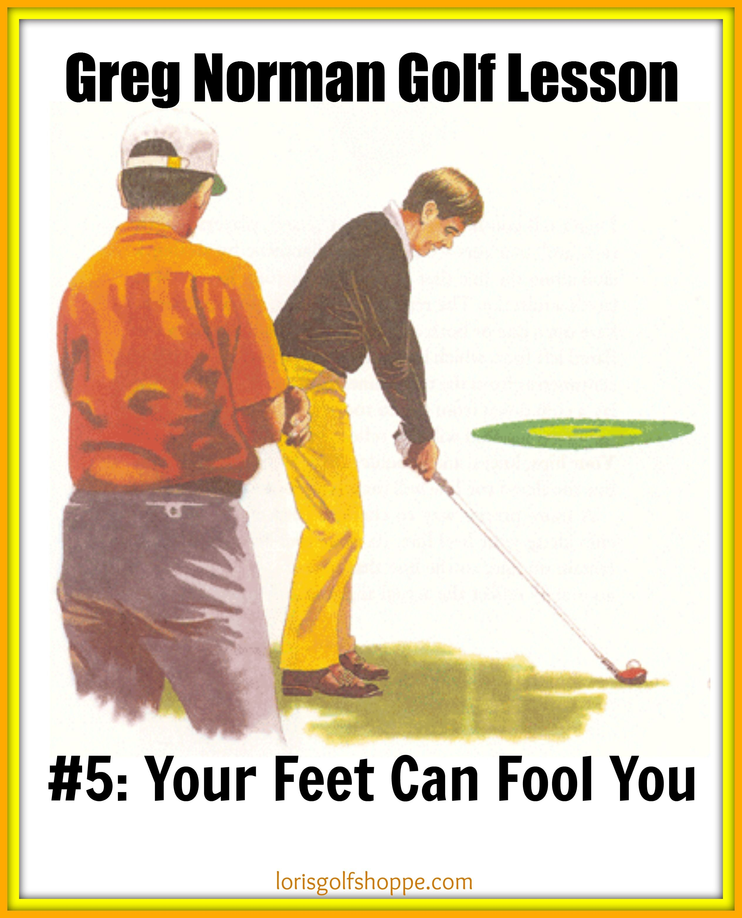 One Of The Most Common Mistakes I See Among My Pro Am Partners Is Over Attention To The Alignment Of The Feet They Take Great Pains Golf Tips Golf Golf Drills