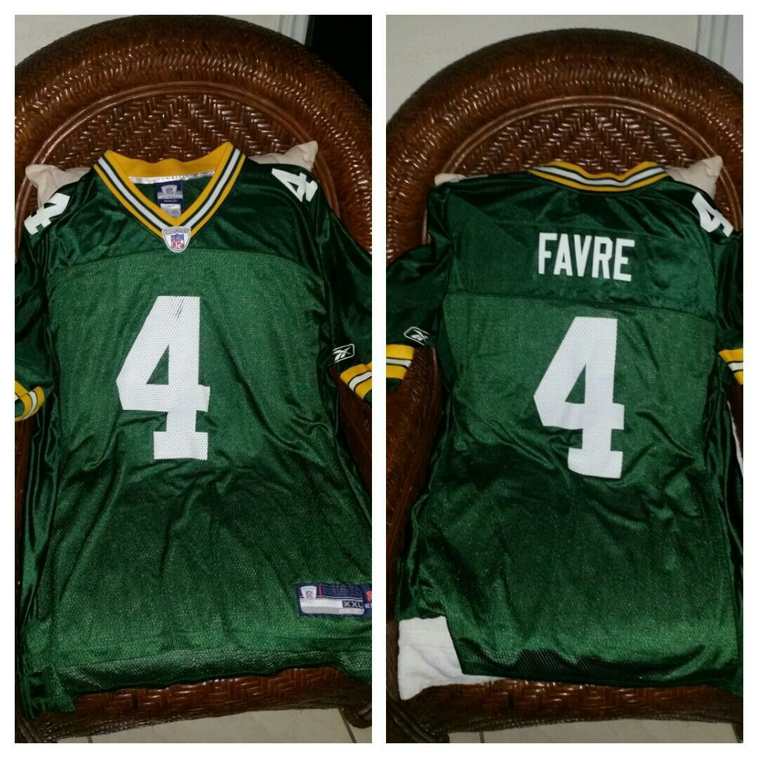 Brett favre greenbay packers football jersey #football #nfl#greenbaypackers#brettfavre
