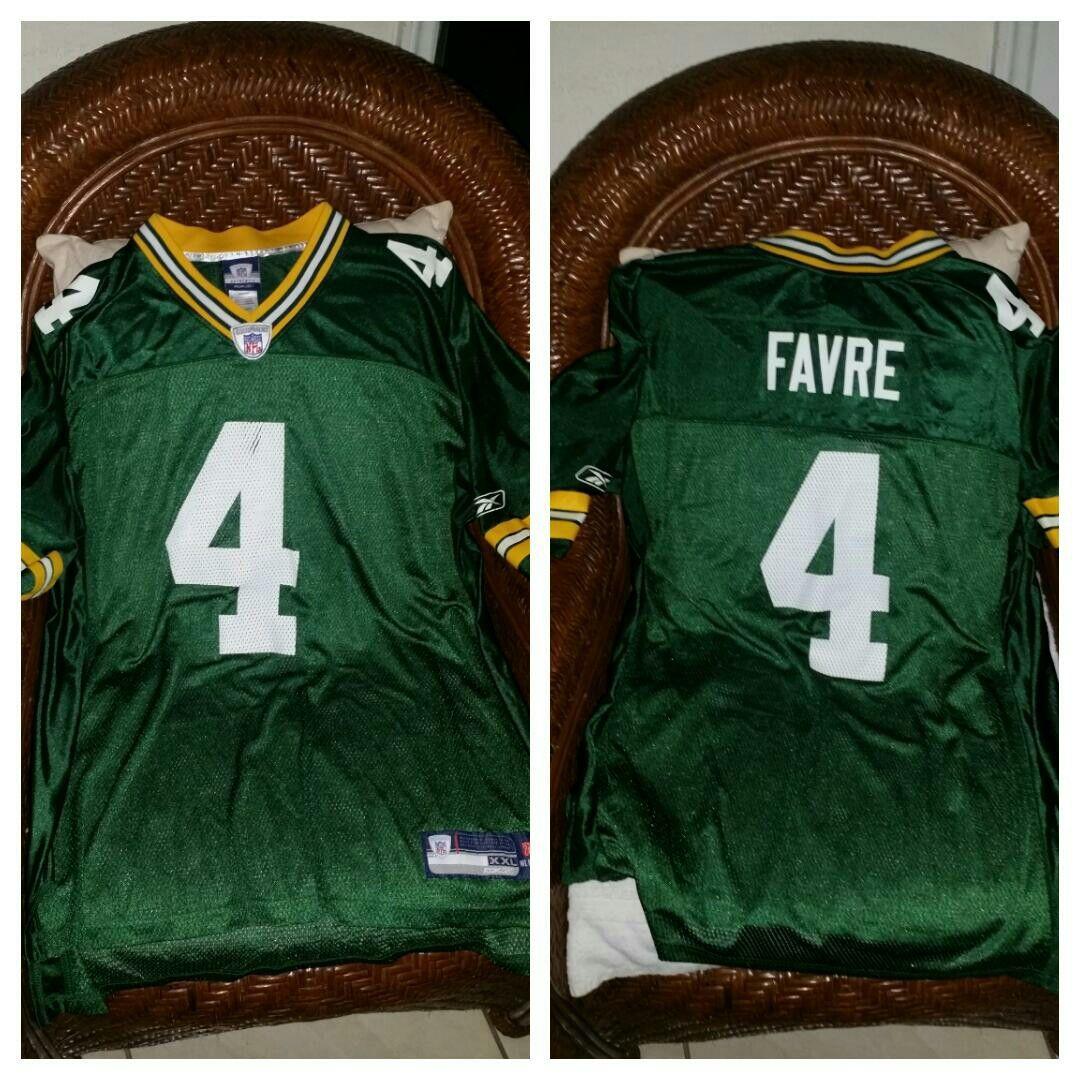 Brett favre greenbay packers football jersey #football #nfl#greenbaypackers#brettfavre