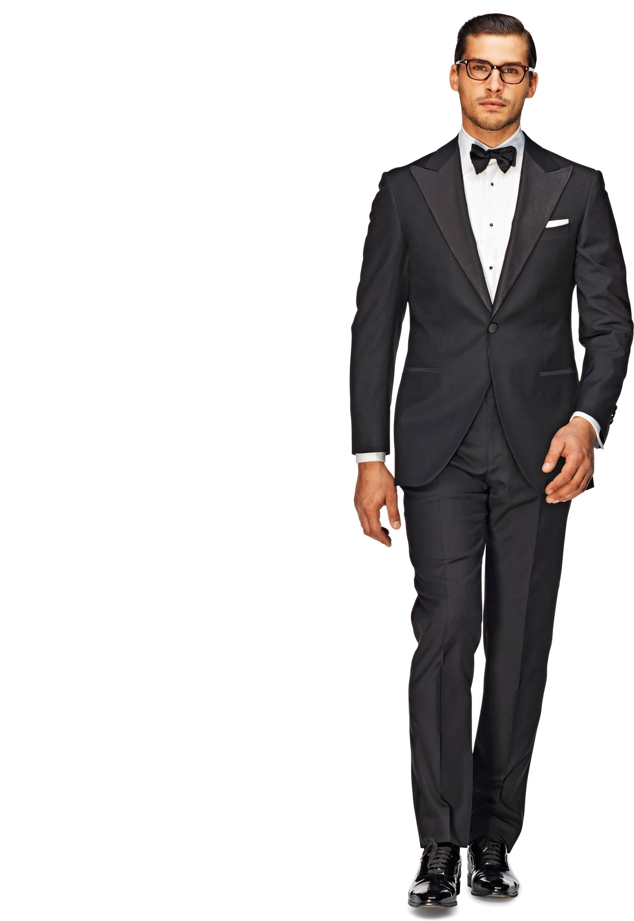 Tuxedo from Suit Supply (Has that Tom Ford style, but at a very affordable  price)