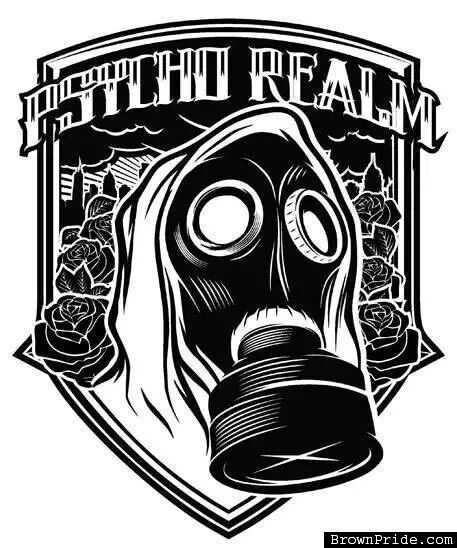 The Psycho Realm Sick Side Art Mexican Culture