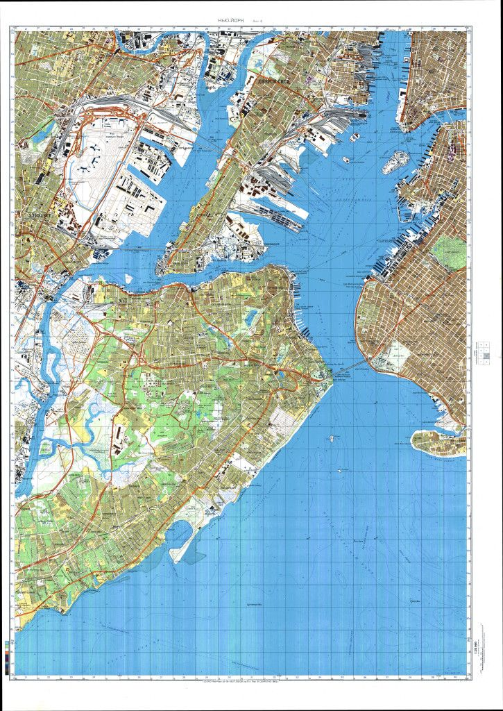 Inside the Secret World of Russias Cold War Mapmakers  Cold war