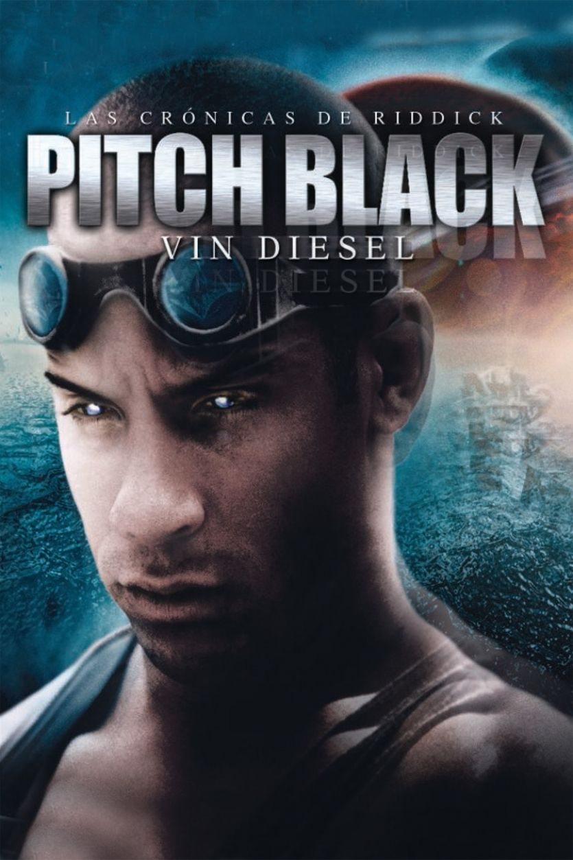 The Chronicles Of Riddick: Pitch Black | Sci fi movies, Movie posters, The  chronicles of riddick