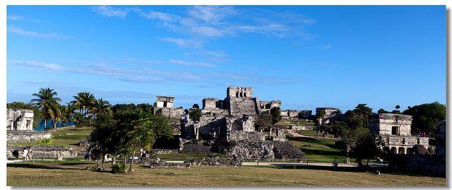 Maya Ruin, Tulum