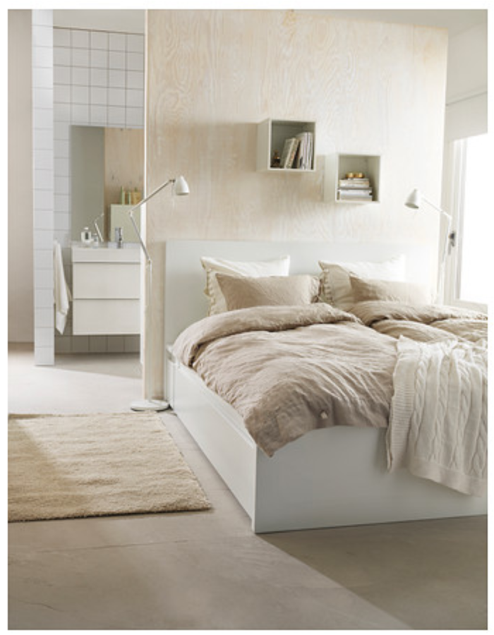 Delightful Ikea Malm Bed With Storage