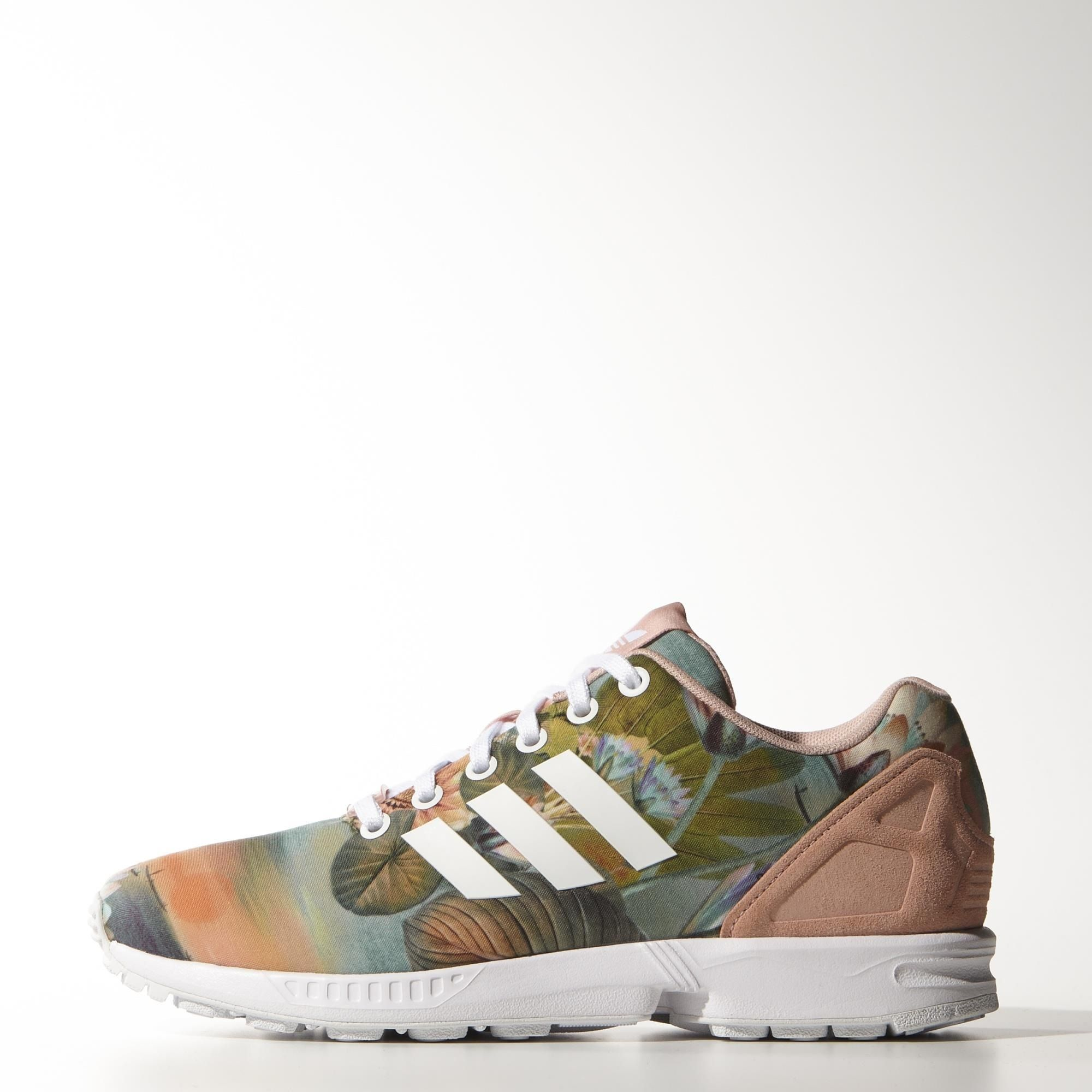 adidas - ZX Flux Shoes by Farm