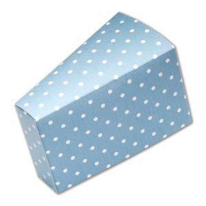 Cake Slice Boxes, Coloured Cake Boxes, Wedding Cake Boxes - All Things Bride and Beautiful