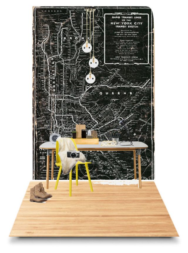 """Sin título #72"" by liznickyq on Polyvore featuring interior, interiors, interior design, hogar, home decor, interior decorating, Oliver Gal Artist Co., Suki Cheema, Normann Copenhagen y Jayson Home"