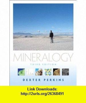 Mineralogy 3rd edition 9780321663061 dexter perkins isbn 10 mineralogy 3rd edition 9780321663061 dexter perkins isbn 10 0321663063 fandeluxe Document