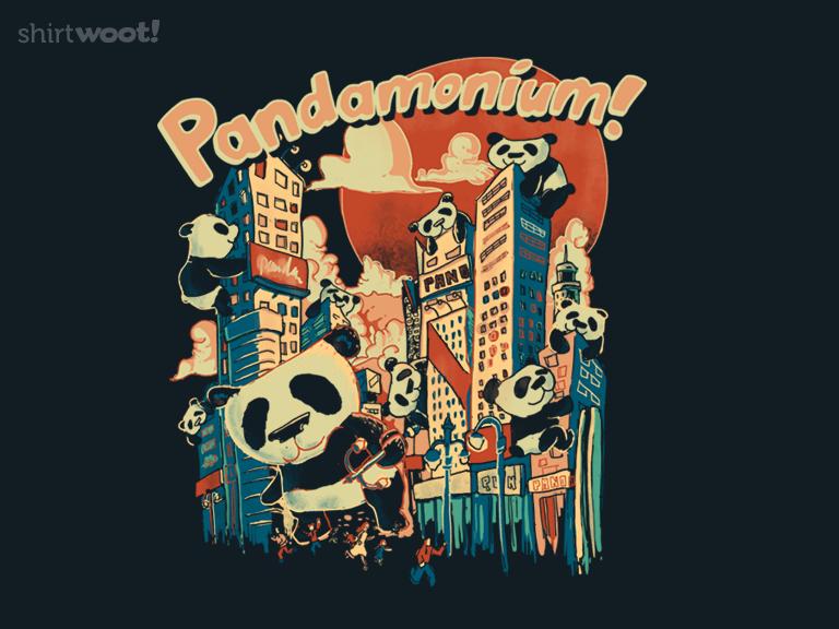 Pandamonium for $7 - $10