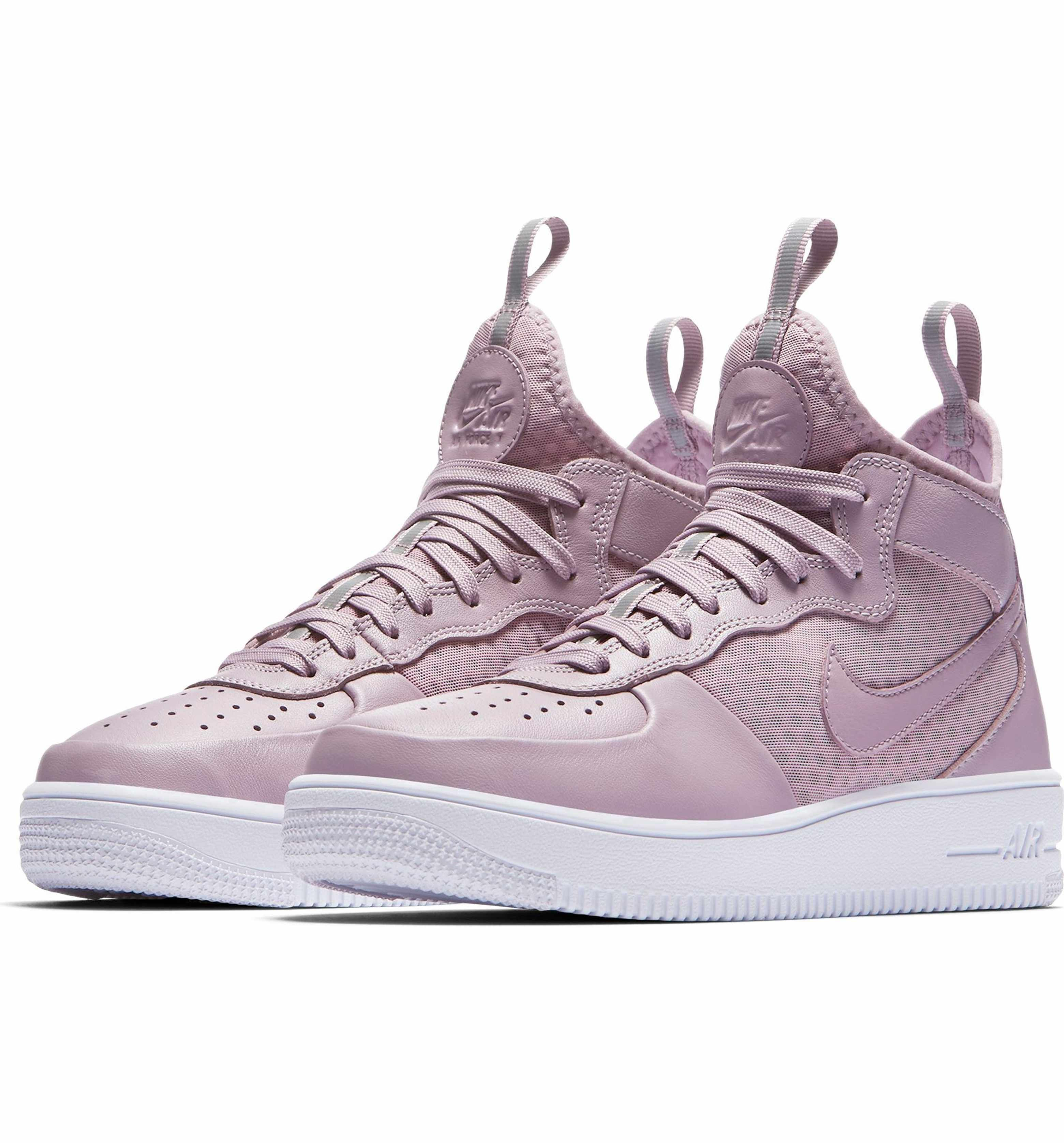Nike Air Force 1 Ultraforce Mid Sneaker (Women)   Nordstrom   Nike ...