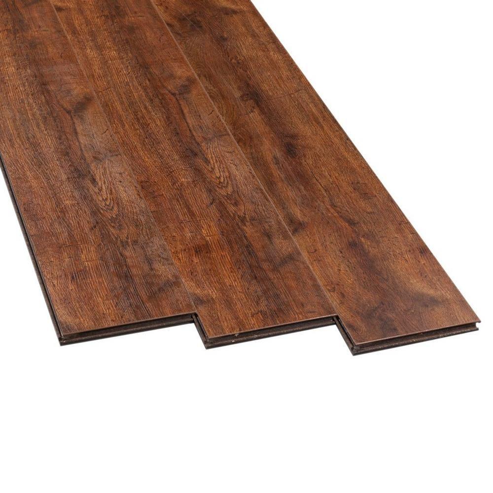 Salemo Smooth Water Resistant Laminate Water Floor