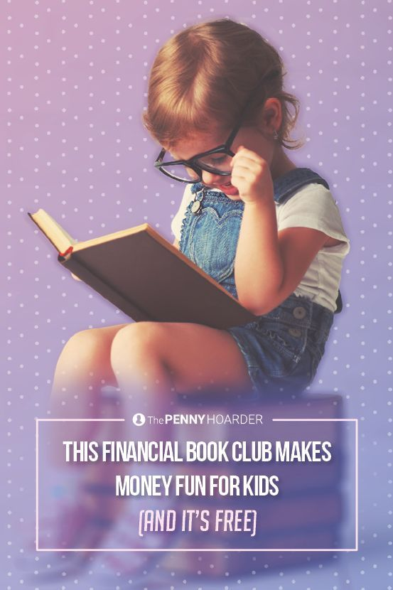 Not sure how to start talking about money with your kids? This book club teaches financial literacy with fun children's books.