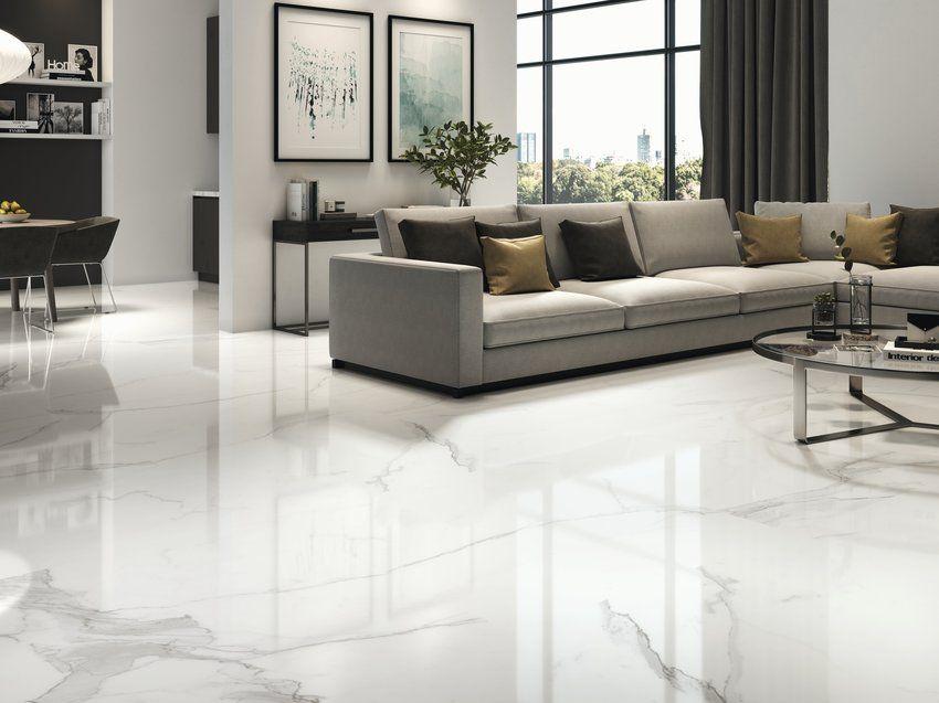 Status White Porcelain Tile 48x48 In 2021 Tile Floor Living Room Living Room Tiles White Porcelain Tile