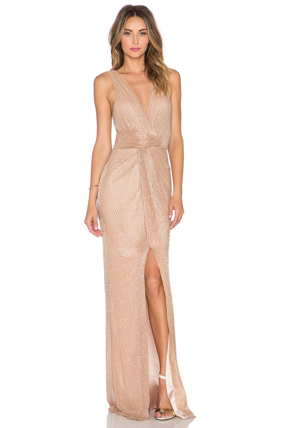 255e5e7192b Parker Black Monarch Dress in Blush