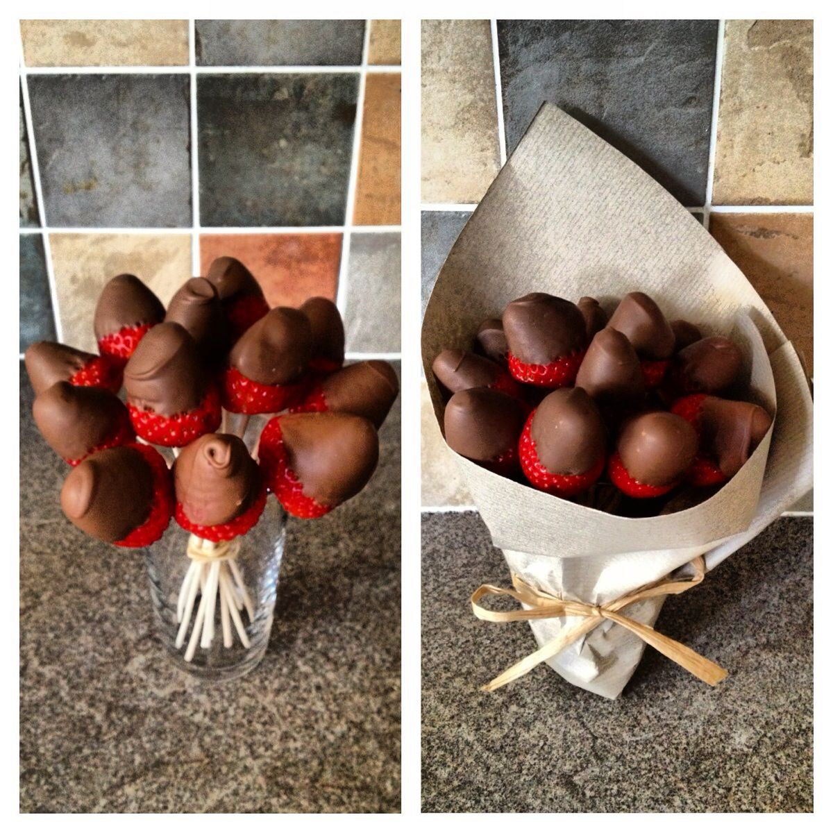 Chocolate Strawberry Bouquet Creative Creations In 2018