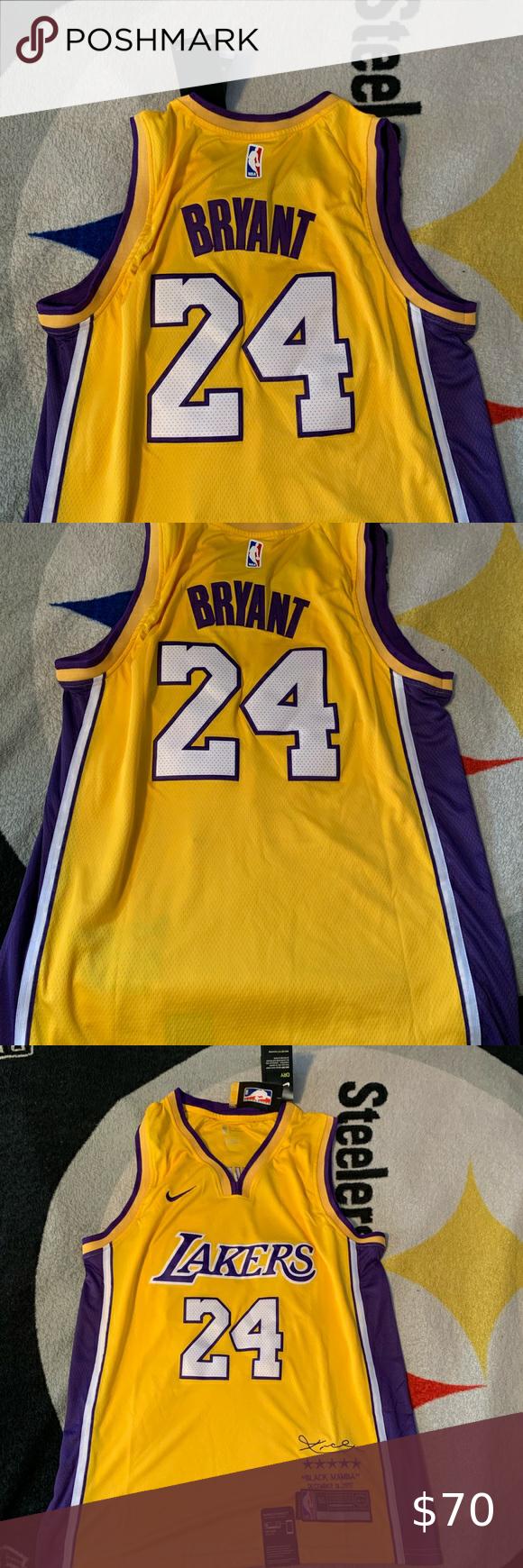 Kobe Bryant 24 Lakers Black Mamba Jersey In 2020 Kobe Bryant Kobe Bryant 24 Kobe Bryant Black Mamba