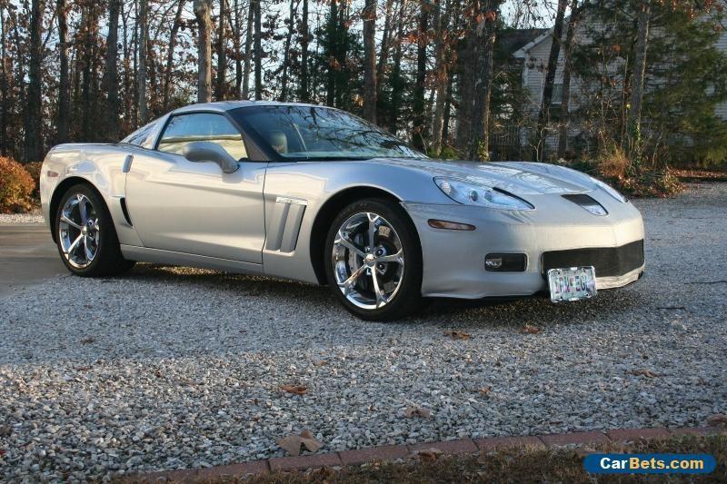 Car for Sale 2011 Chevrolet Corvette Grand Sport Coupe 2
