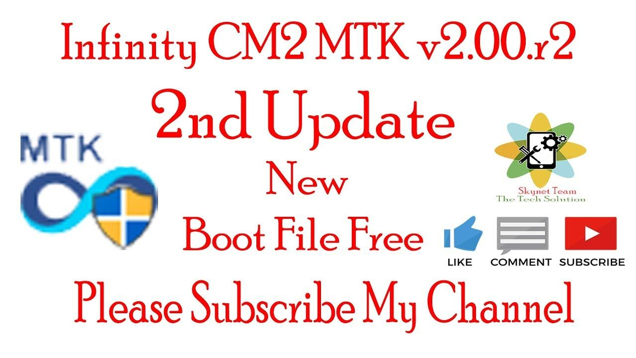 Infinity CM2 MTK v2 00 r2 MTK Module Released My 2nd Update