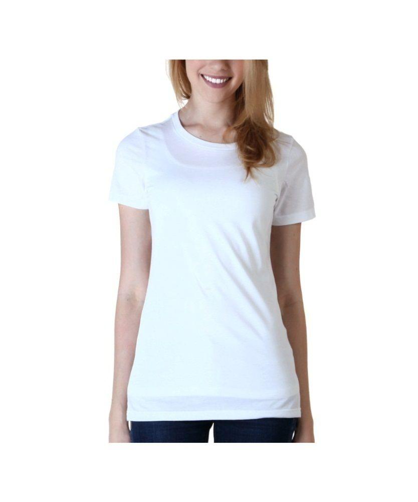 Next level white womens t shirt shirts white shirts and for Blank tee shirts com
