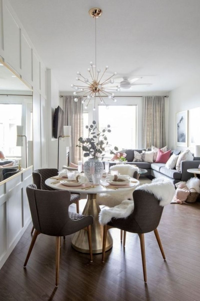 Interior Trends How To Upgrade Your Dining And Living Room
