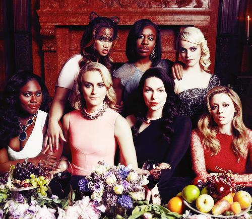 Black cast movies women train