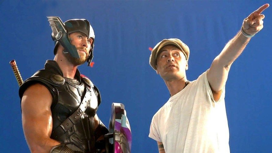 Behind The Scenes And Making Of Thor Ragnarok Thor 3 Chris Hemsworth Thor Behind The Scenes Thor