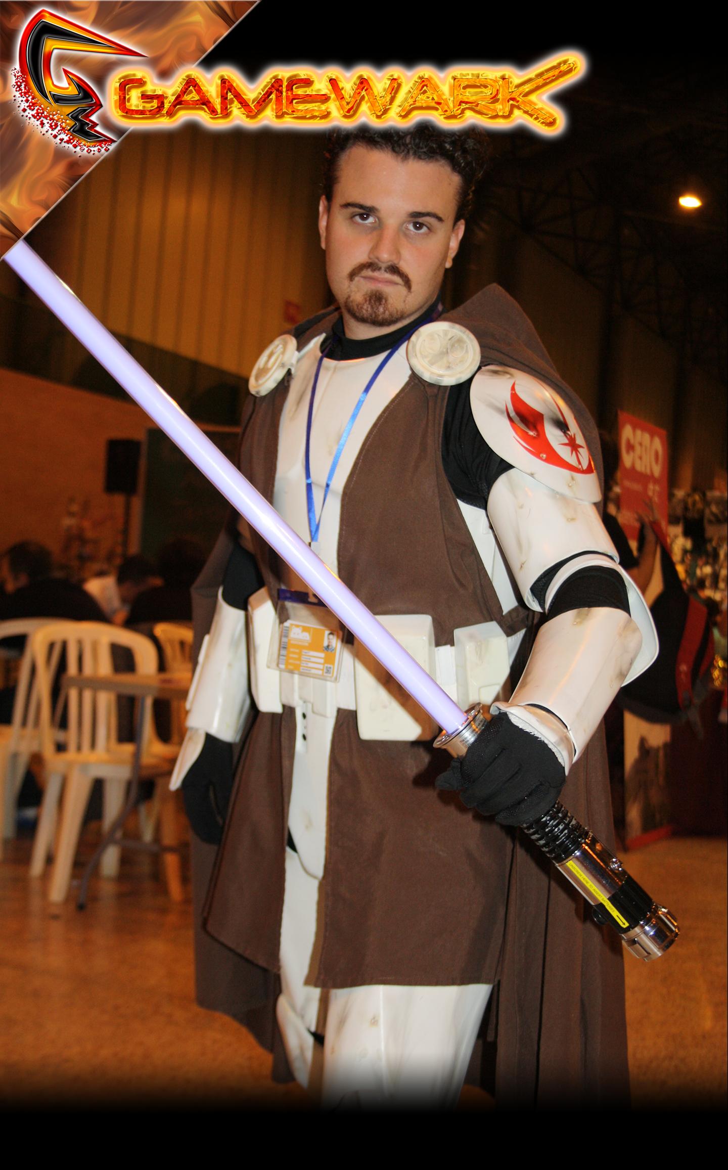 Esta es una de las muchísimas cosas que pudimos ver en el Mangafest Sevilla 2014. ¡Si no pudiste ir no te pierdas el resto de nuestro tablero!