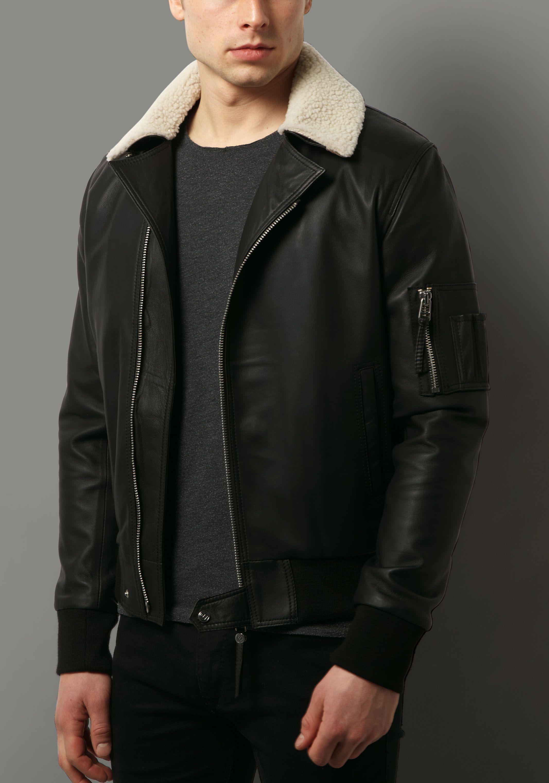 Leather Jackets | Leather Jackets & Biker Jackets For Men & Women