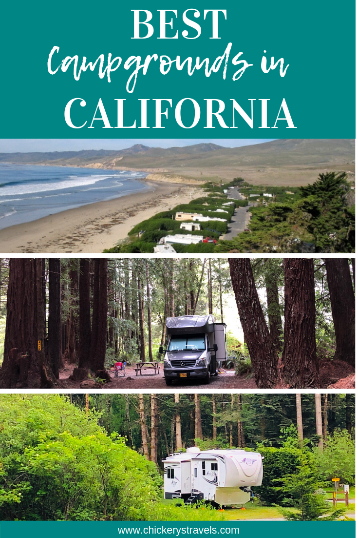 Best Campgrounds In California Best Campgrounds California Travel Road Trips Camping Resort