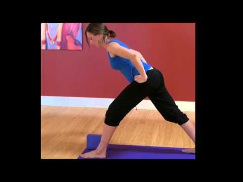 5 twisted triangle pose  poses better posture yoga poses