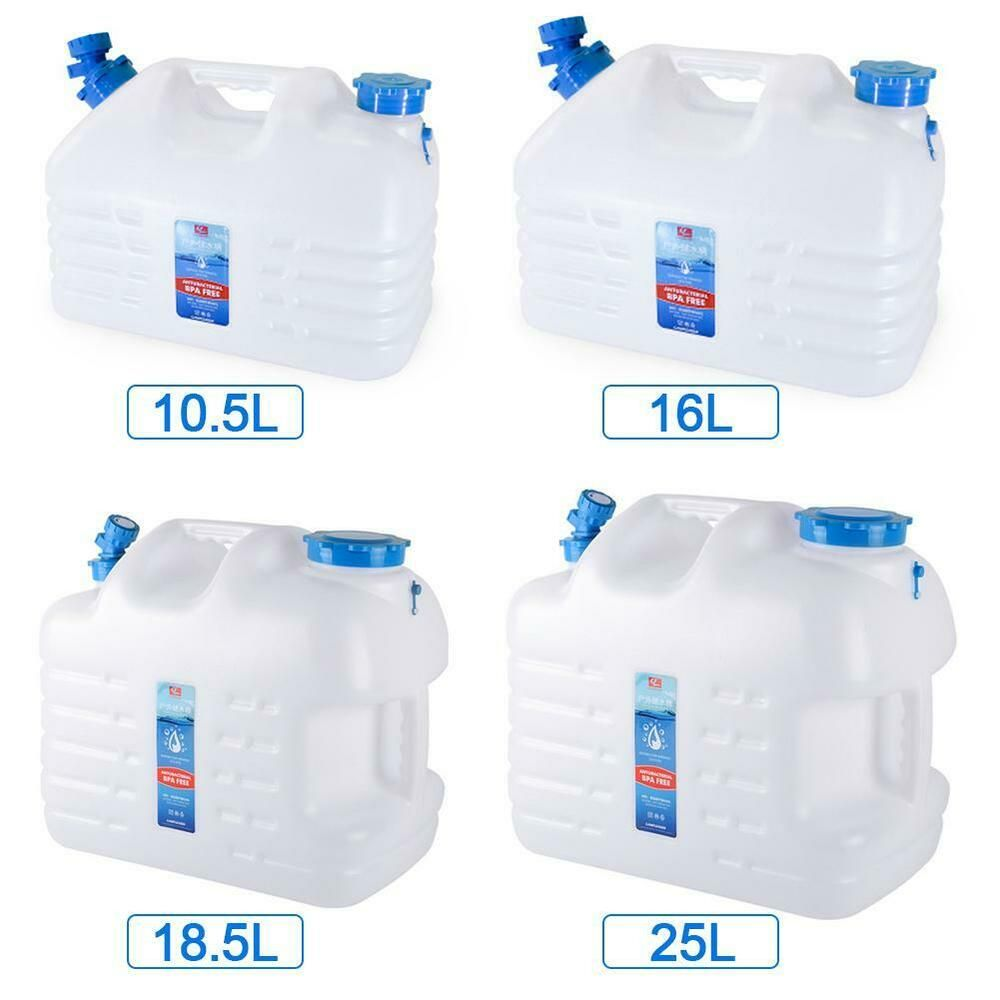 Advertisement Ebay 8 Gallons 31l New Pe Bucket Car Bucket Household Water Drinking Water Container Water Containers Drinking Water Storage Buckets