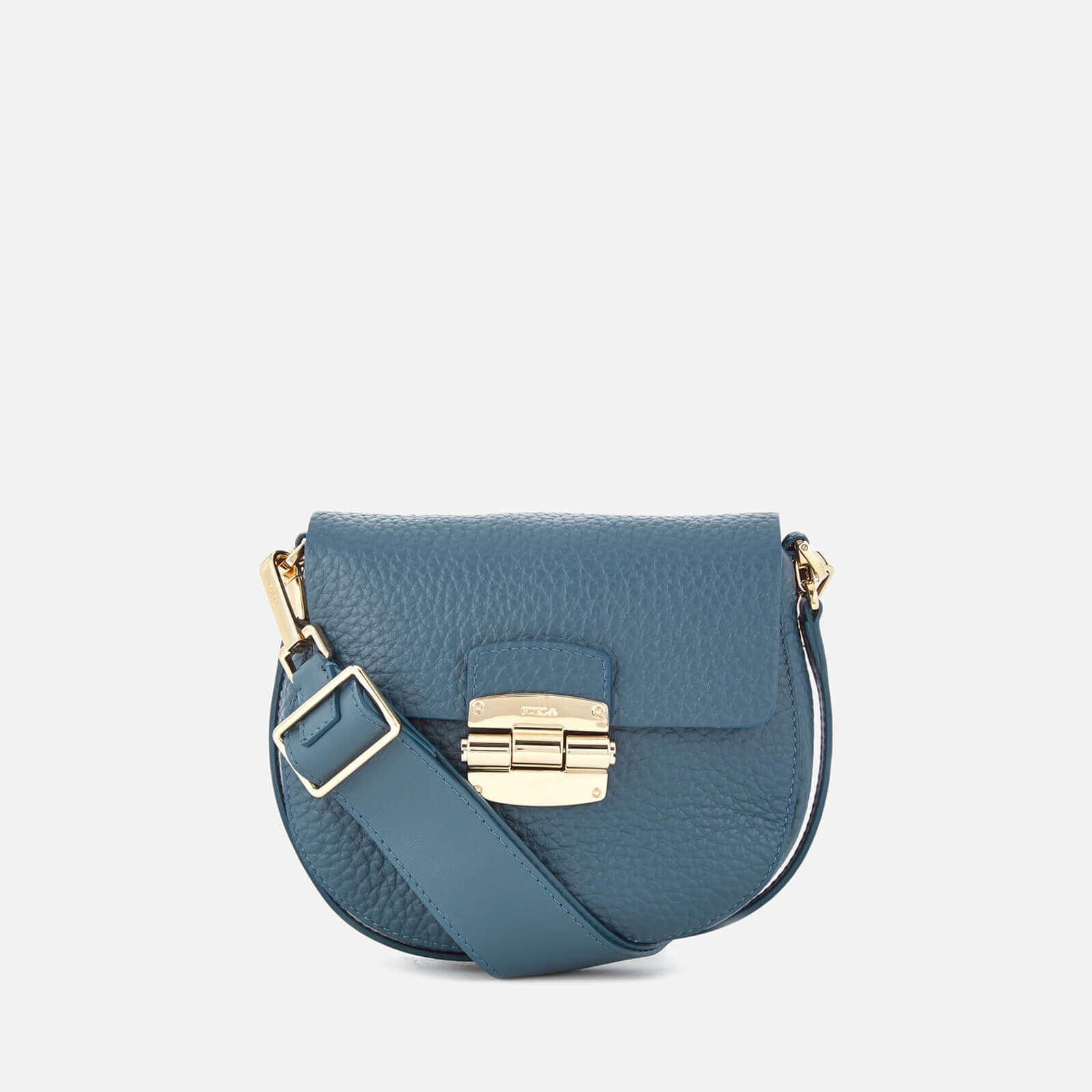 38bfc15d64a Furla Women s Club Mini Cross Body Bag - Blue Womens Accessories - Free UK  Delivery over