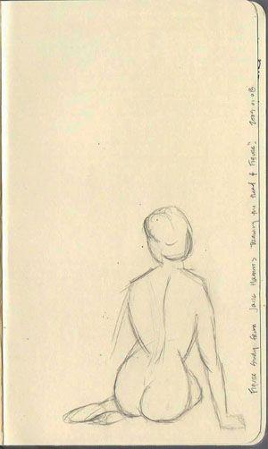 How To Draw A Woman From Behind Google Search Desenhos De Pessoas Mulher Desenho Desenho