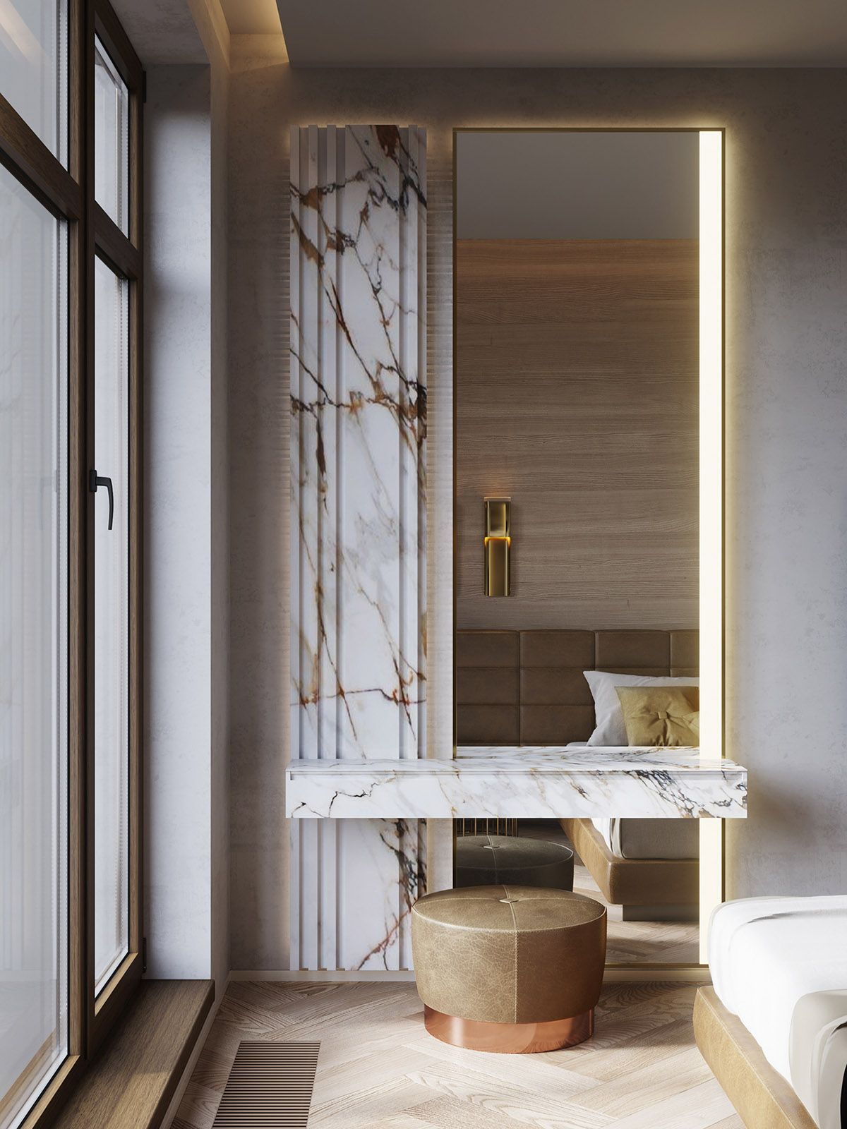 Interior design using marble and wood combinations also tranquil house  brutalist tour de force in suburban japan jaw rh pinterest