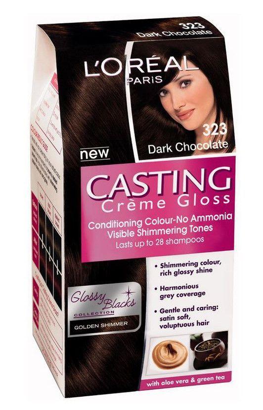 Loreal Paris Casting Creme Gloss 323 Chocolat Noir Hair And Beauty